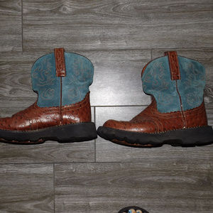 FatBaby Ariat Cowgirl Boots